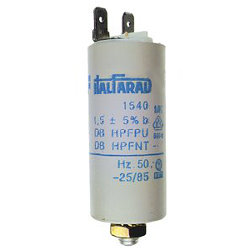 Kondensator 1,50 µF - 450 V