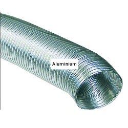 Abluftschlauch ALU 102 mm Ø, 5 m lang